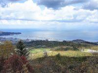 標高約467m!毛無峠の展望台「毛無山展望所」から小樽の港や風景を見渡してみよう!