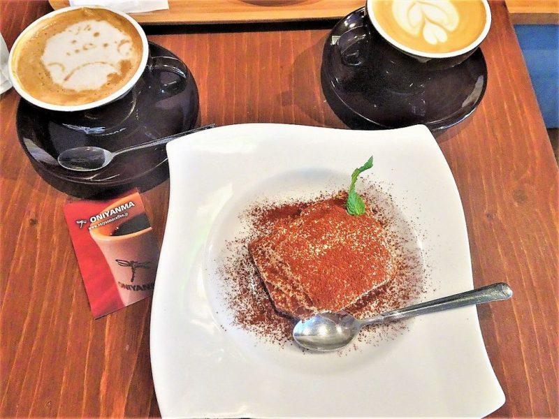 ONIYANMA COFFEE&BEER(オニヤンマコーヒー&ビア) ティラミス