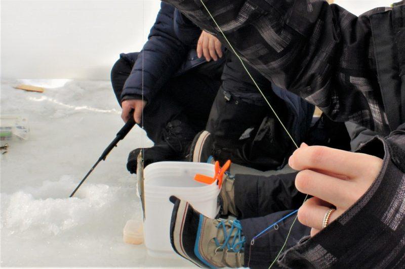 BASIS-冬旅-朱鞠内ワカサギ釣り