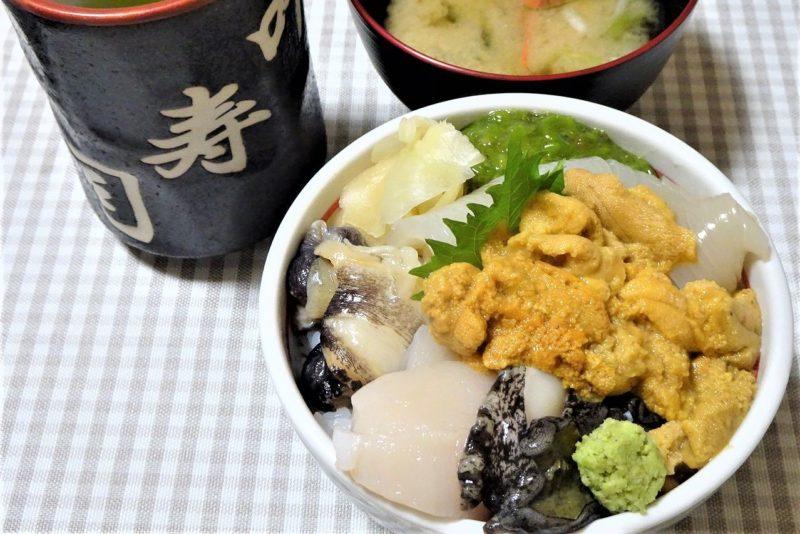 叶寿司(きょうずし)/奥尻島