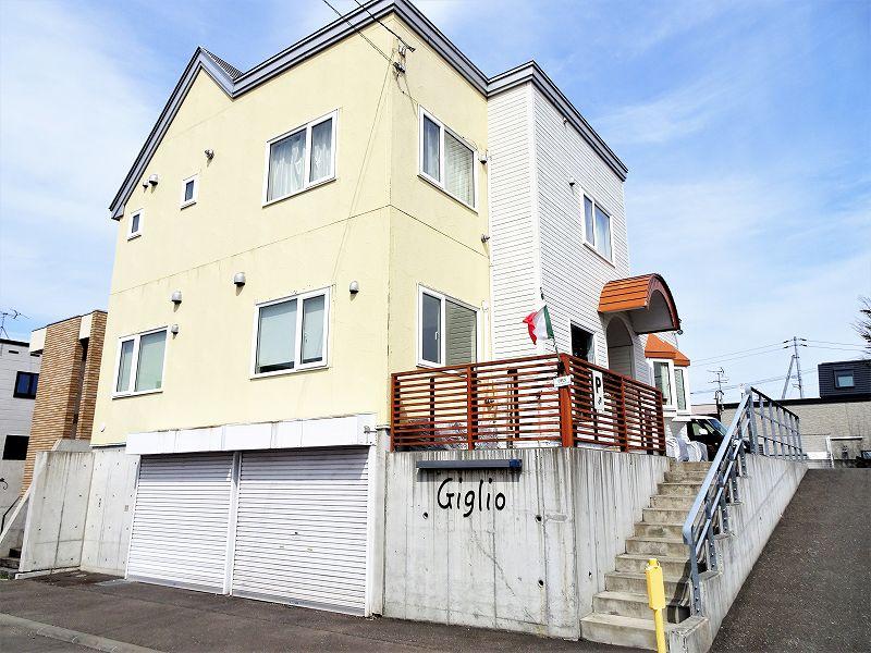 自家製生パスタのお店Giglio(ジリオ)/札幌市清田区