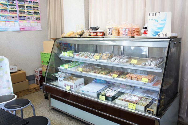 ソフトクリームとお菓子の店 藤月(とうげつ)の和菓子