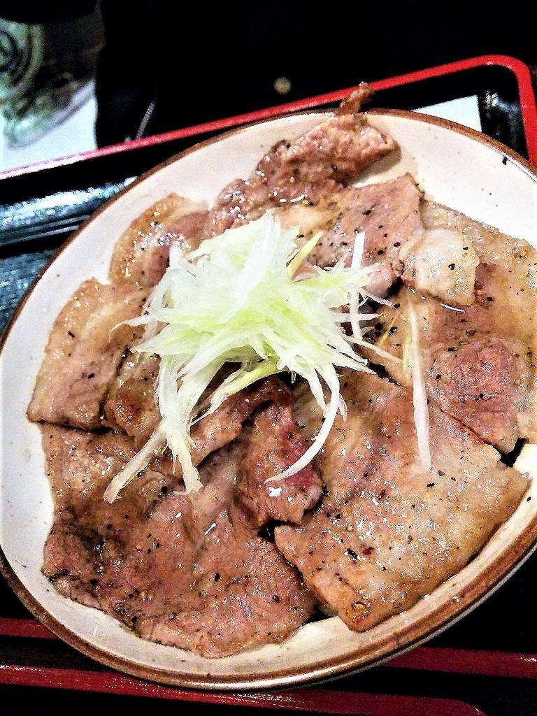 帯広豚丼 ポルコ 札幌店/北海道札幌市中心部 塩豚丼