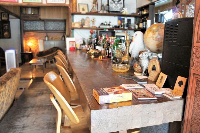cafe&bar 天照 amaterasu(あまてらす)/余市町
