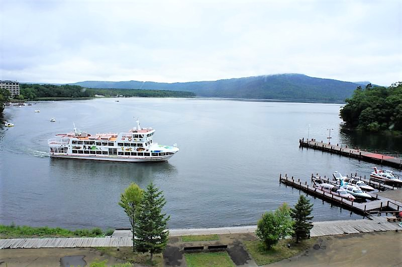 KAMUY LUMINA(カムイルミナ)/阿寒湖畔と観光遊覧船