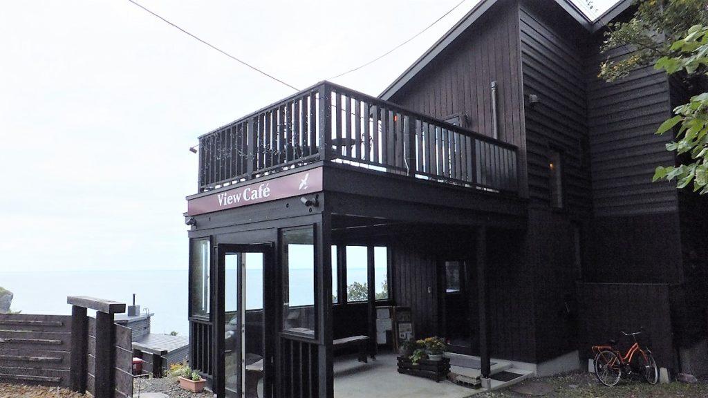 ビューカフェの店舗外観