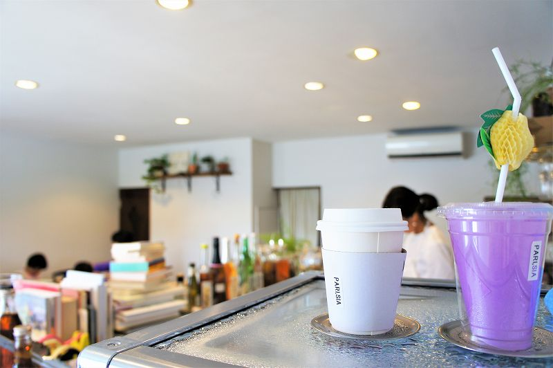 CAFE PARI,SIA(カフェパリジア)/函館市