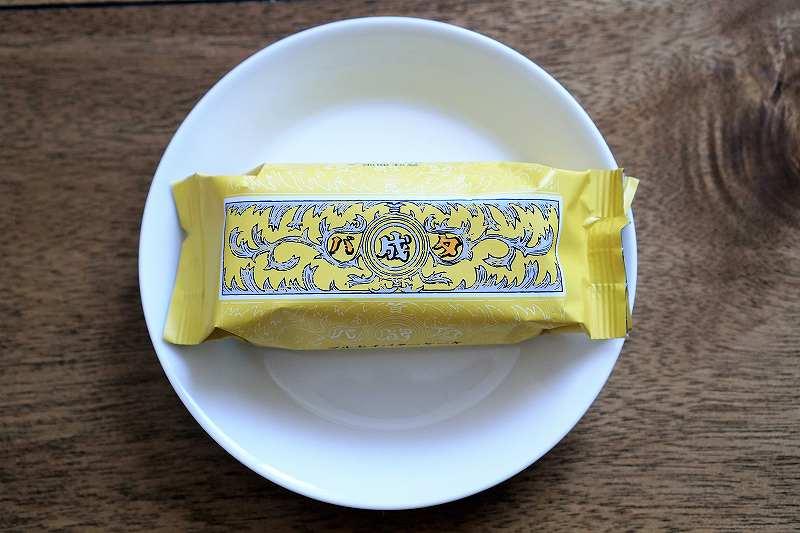 六花亭のマルセイバターケーキの外装