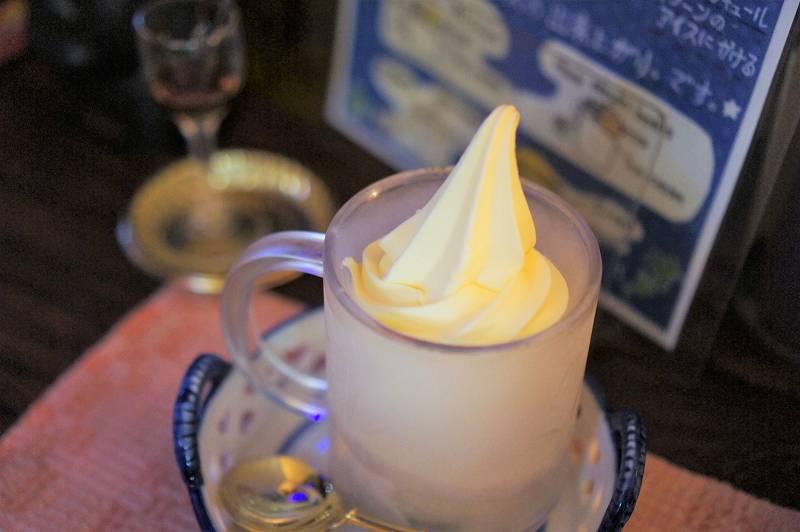 「カップアイスクリーム」がこちら