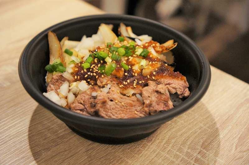 ジンギスカン丼(税込1,200円)