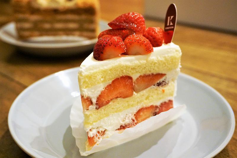 """きのとや の ケーキ """"ストロベリークイーン"""""""