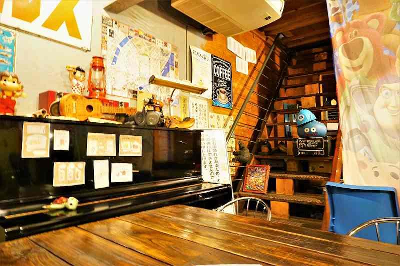 タムラ倉庫の店内の様子