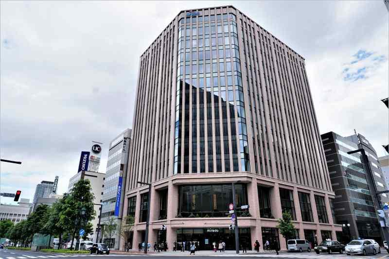 「スアゲ4」が出店する商業施設ミレドがある「大同生命札幌ビル」