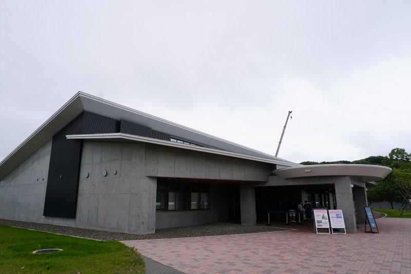 ウポポイの 体験学習館