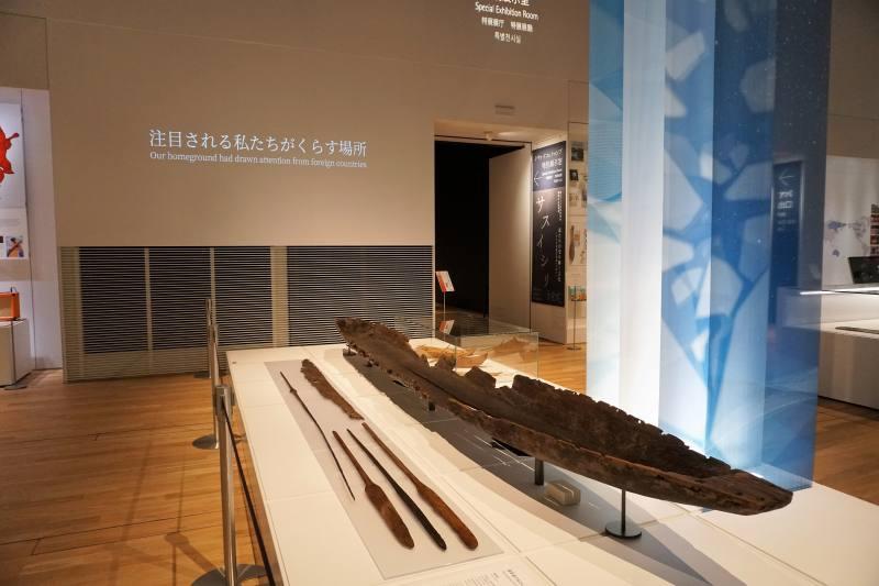 国立アイヌ民族博物館 基本展示室