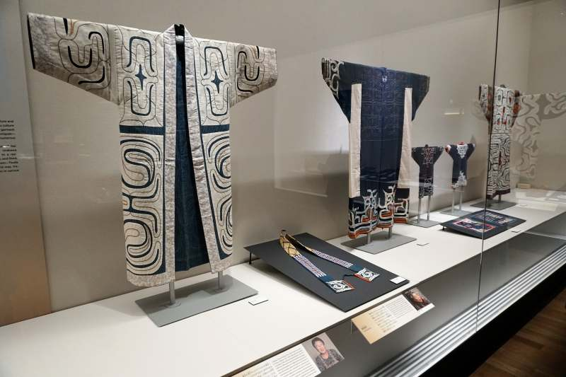 国立アイヌ民族博物館 特別展示室の展示内容