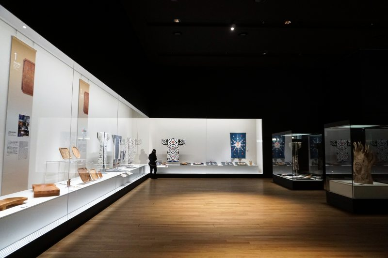国立アイヌ民族博物館 特別展示室