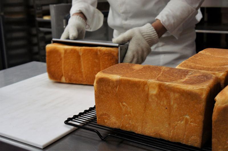 暮らせばわかるさ の 食パンが焼き上がった瞬間