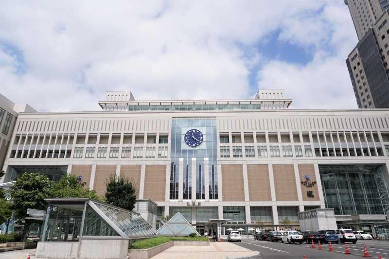 「グラッシェル 札幌ステラプレイス店」が入る札幌ステラプレイスの外観