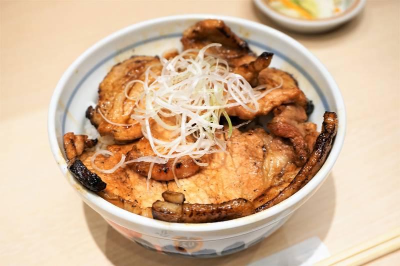 十勝豚丼いっぴんの豚丼