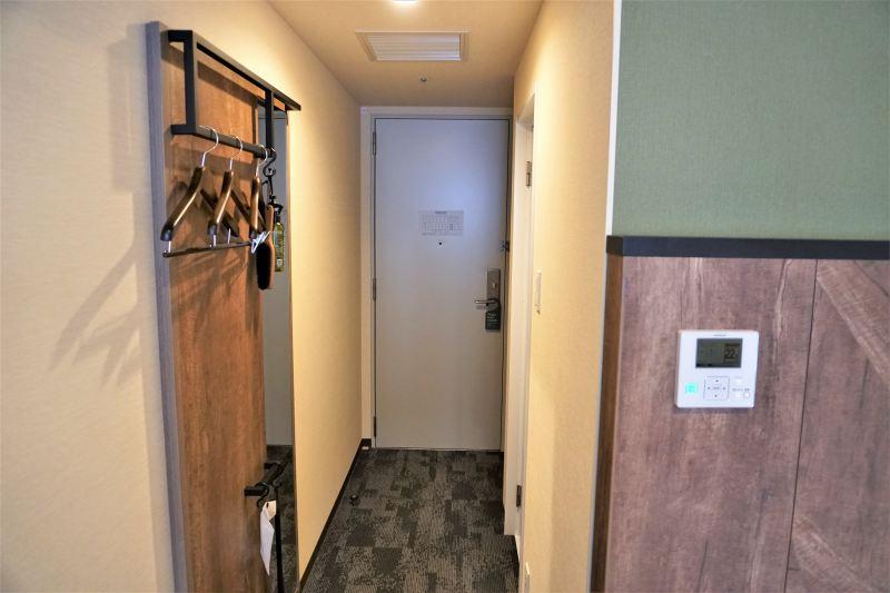 レンブラントスタイル札幌の客室内