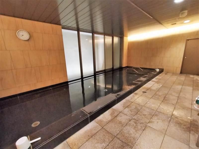 JRイン札幌駅南口の大浴場