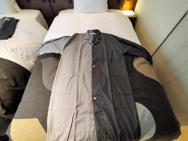 ザノット札幌のパジャマ