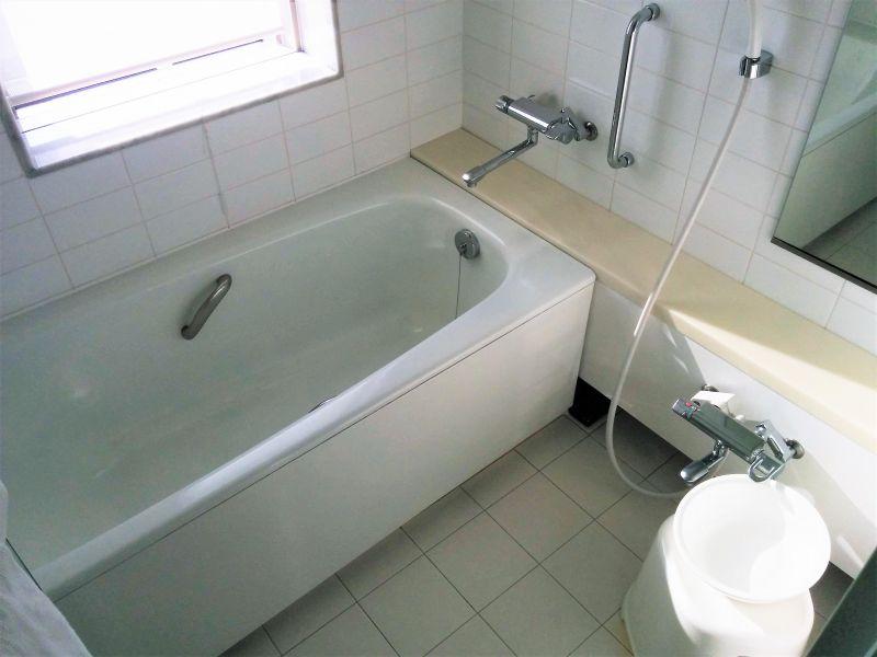 JRタワーホテル日航札幌の客室のお風呂