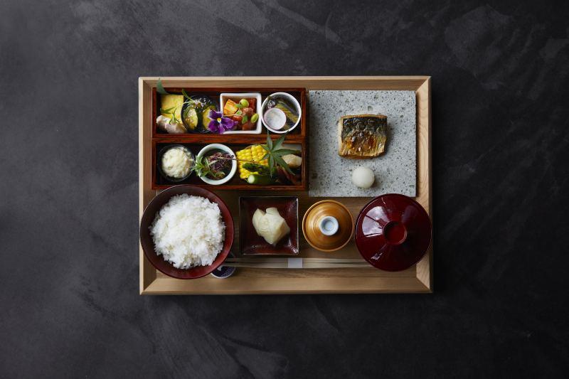 ザノット札幌のレストラン「LES BOIS(レ ボア)」の朝食