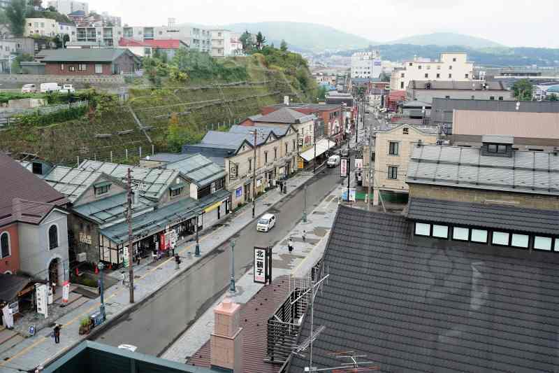 栄町通り商店街