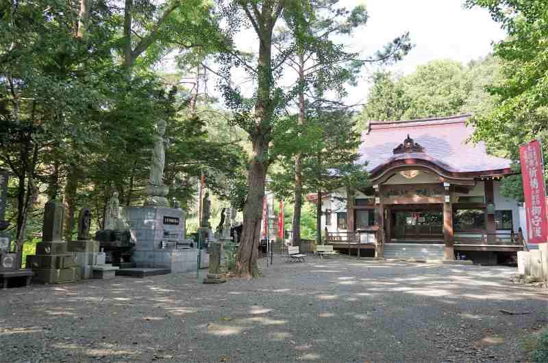 「栗山寺」