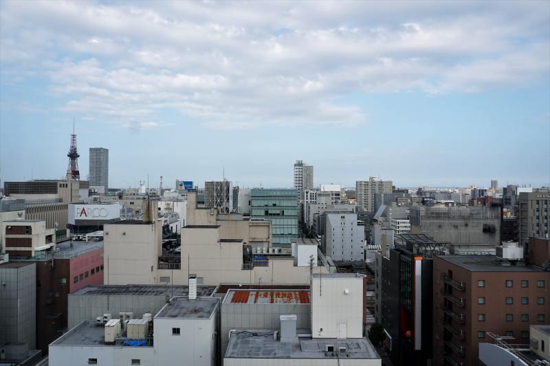 「ラ・ジェント・ステイ札幌大通」の風景