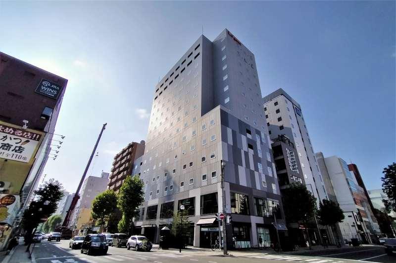 「ラ・ジェント・ステイ札幌大通」の建物外観