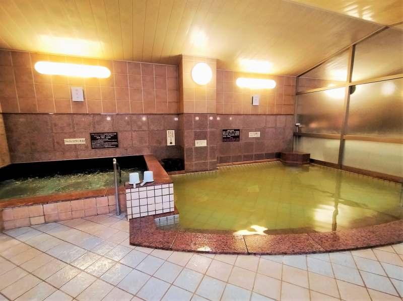 「プレミアホテルキャビン札幌」の大浴場