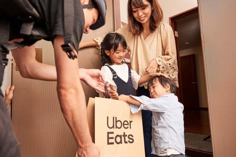 「Uber Eats(ウーバーイーツ)」の配達パートナー