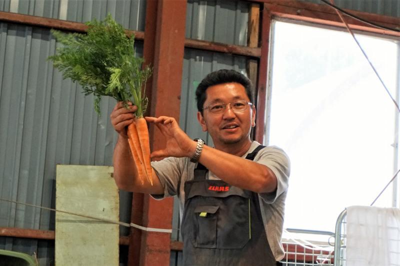 須藤農園 須藤さん