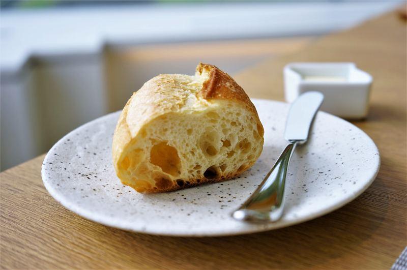 ヌーベルプース大倉山のパン