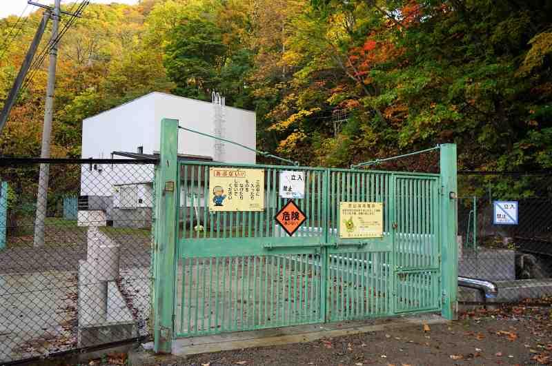定山渓水力発電所