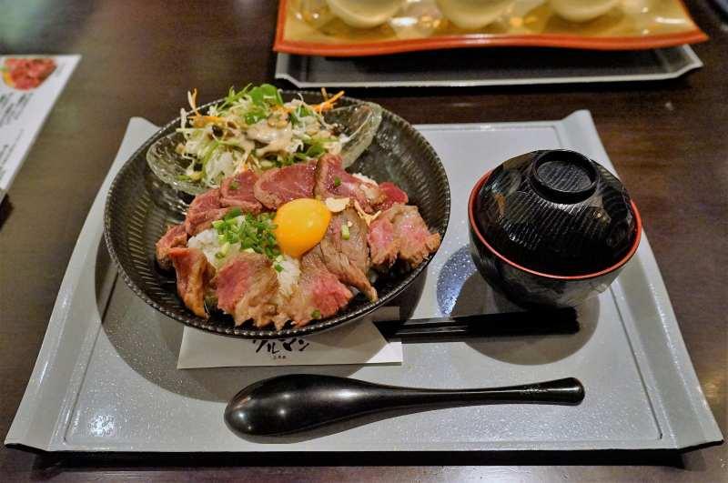 グルマン三年坂の「熊本コラボ丼」