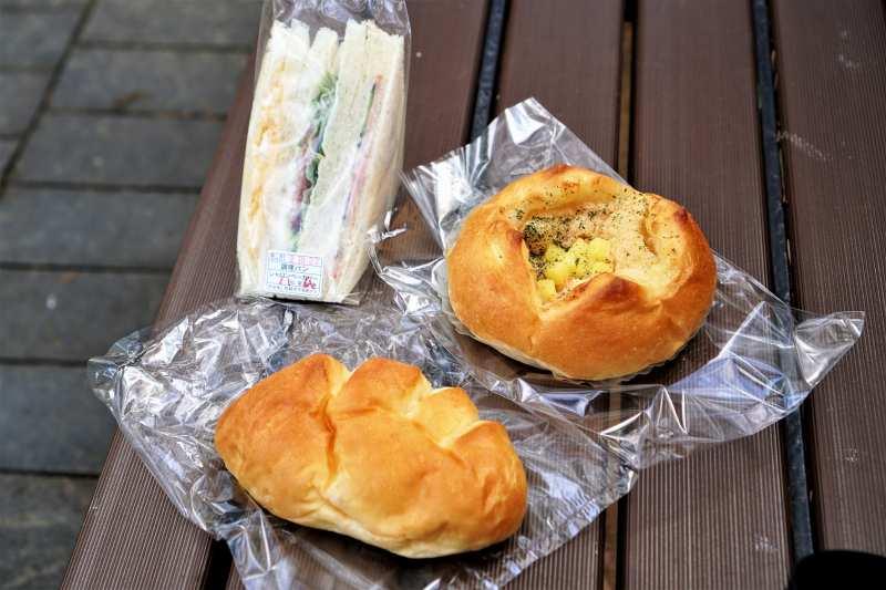シャロンベーカリーのパン