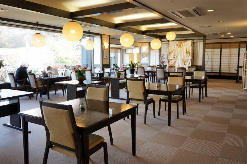 小樽貴賓館のレストラン