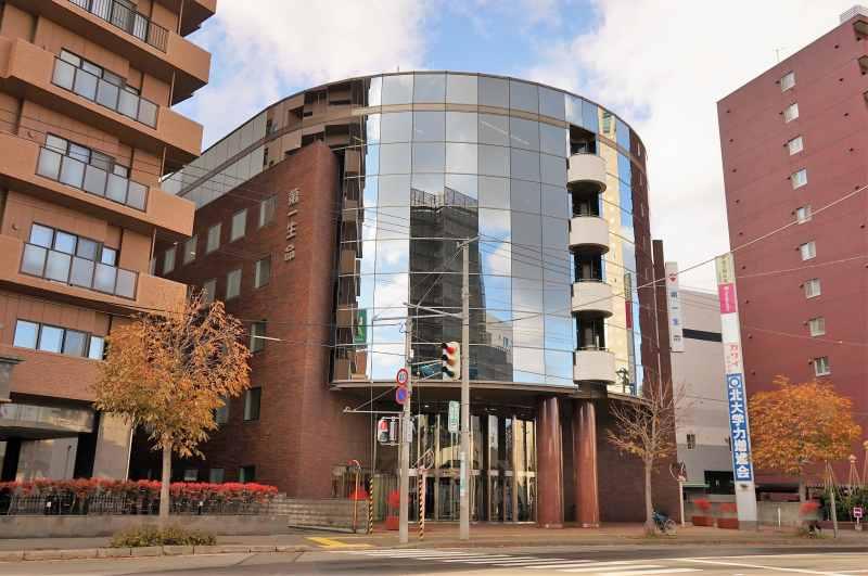 フードパンダの札幌事務所のある第一生命ビル