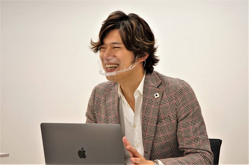 Delivery Hero Japan CEO 魏 嘉宏(エリックウェイ)氏