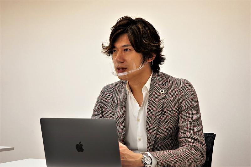 Delivery Hero Japan CEO 魏嘉宏(エリックウェイ)