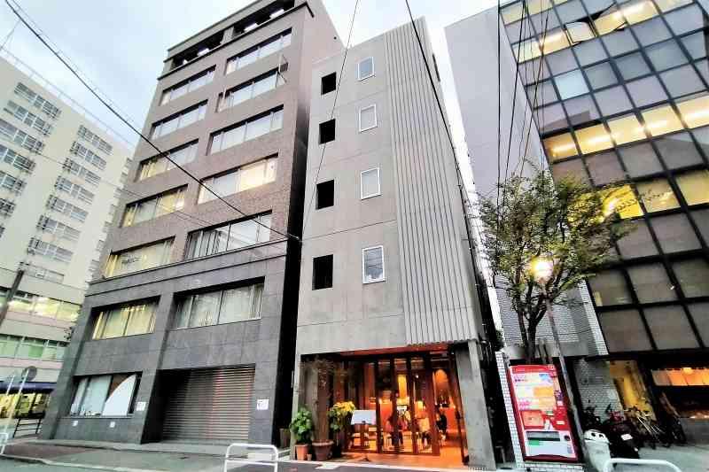 BUNSHODO HOTEL の外観