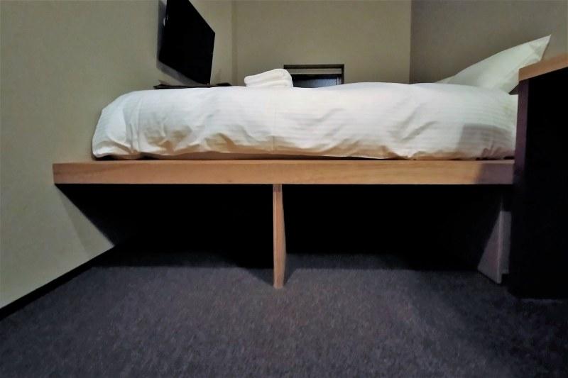 BUNSHODO HOTELのダブルルーム