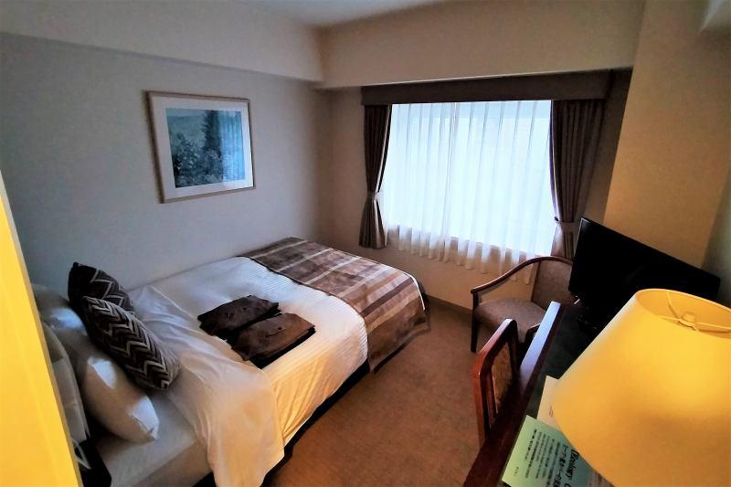 ホテルマイステイズプレミア札幌パークのコンフォートダブル