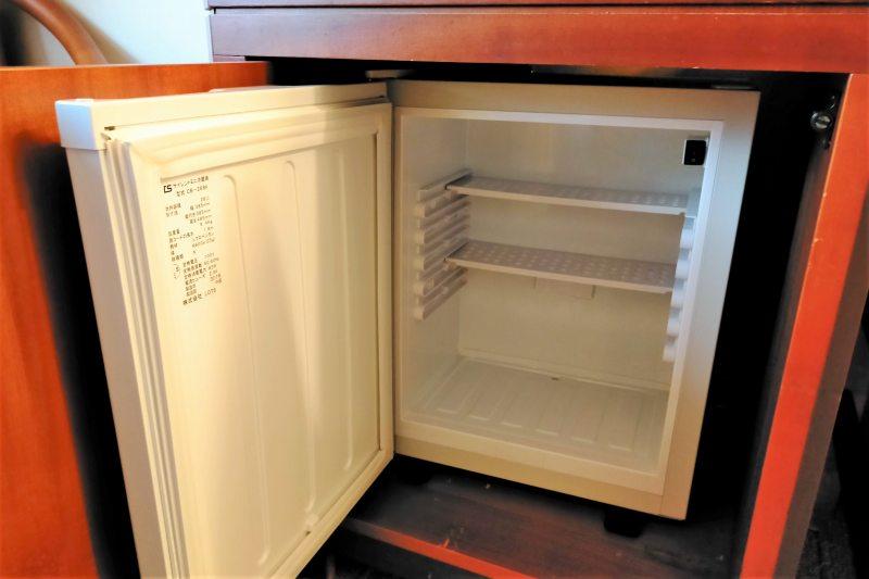 ホテルマイステイズプレミア札幌パークの冷蔵庫