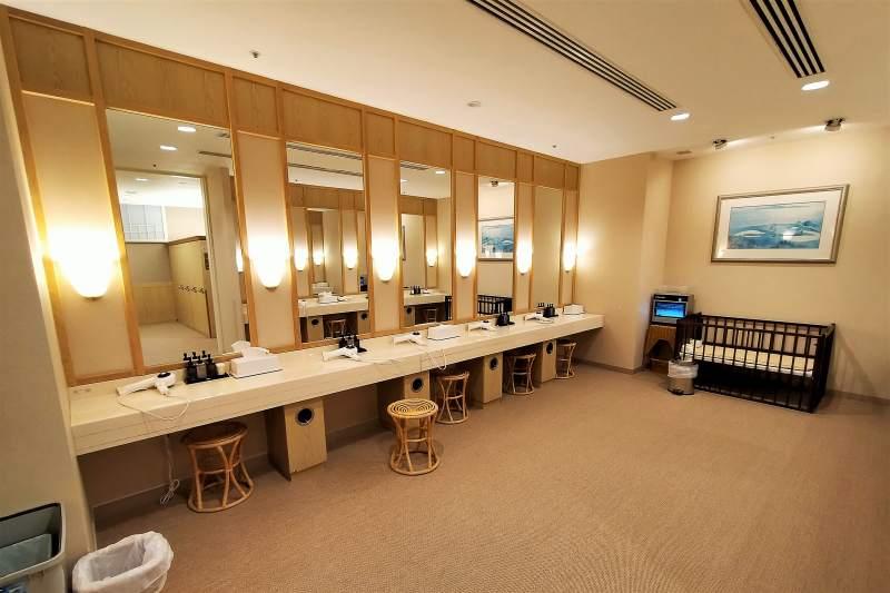 ホテルマイステイズプレミア札幌パークのパウダールーム