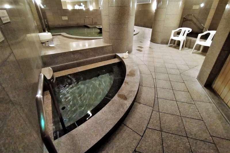 ホテルマイステイズプレミア札幌パークの水風呂